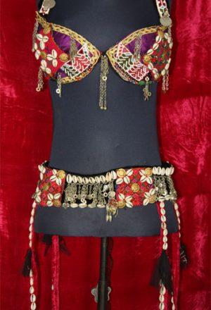 8238afb001827 Tibal Bra and belt sets